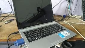 Notebook Samsung Np370e4j Só Vídeo Externo