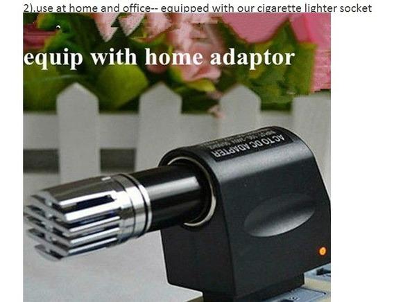 Gerador De Ozônio Ionizador Com Adaptador 12v