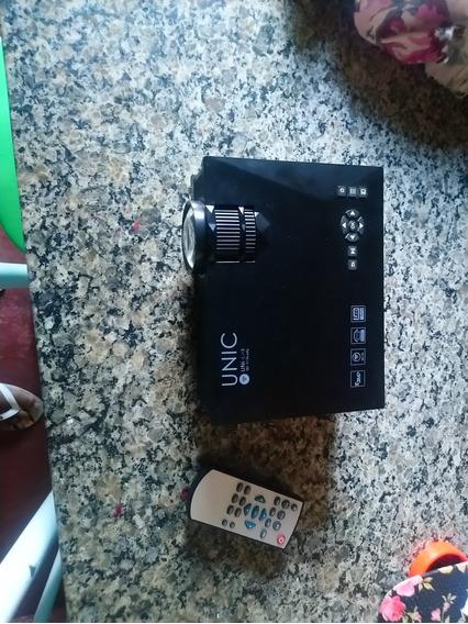 Mini Projetor Unic Uc46+ Wi-fi