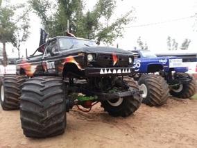 Camioneta Ford F 100 Chevrolet Monster Trucks