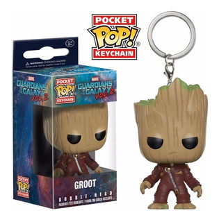 Pocket Pop! Keychain Guardians Of The Galaxy Vol2 Baby Groot
