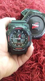 Relógio Casio Ga 100.