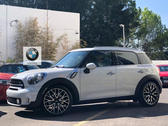 Mini Cooper S Countryman Hot Chili 2016 (equipo Adicional)