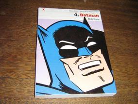 Batman Biblioteca Clarin Nº 4 C/274 Págs.em Espanhol + Brin