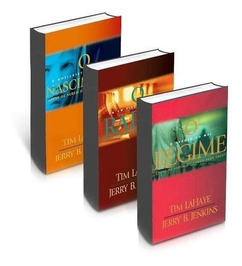 Kit Livros - Coleção Deixados Para Trás (3 Livros)