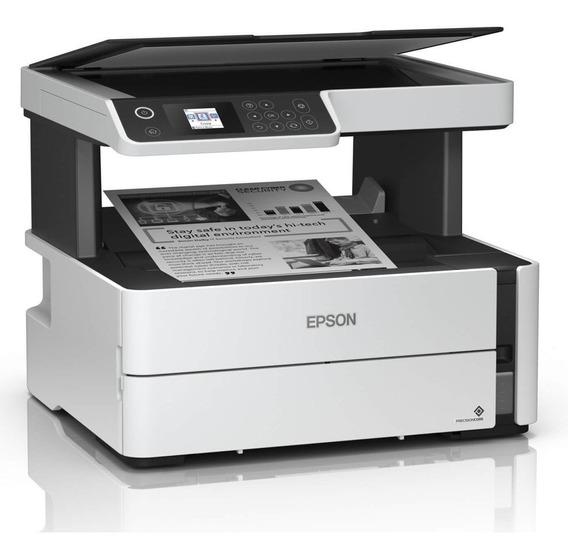 Impressora Multifuncional Monocromática Epson Ecotank M3180