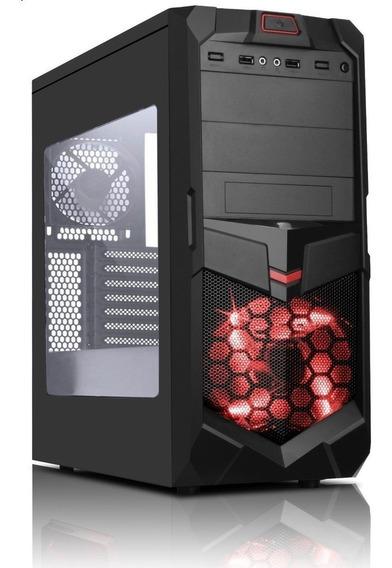Pc Gamer Hcg43 - I3 4160 / 8gb Ddr3 / 240gb Ssd / Gtx 950