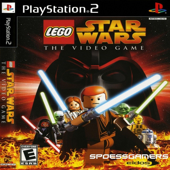 Lego Star Wars The Video Game Ps2 Desbloqueado Patch