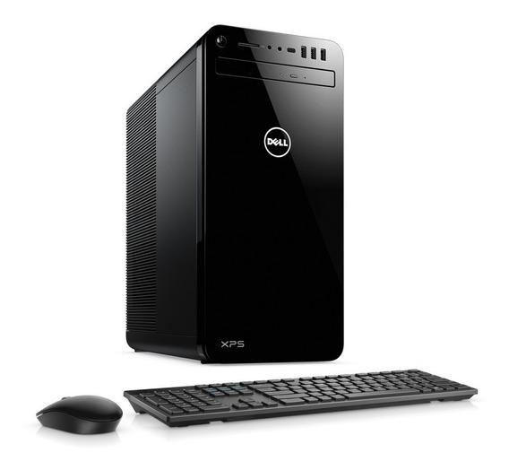 Computador Dell Xps-8930-m25 Ci5 8gb 1tb Gtx1050ti Win10
