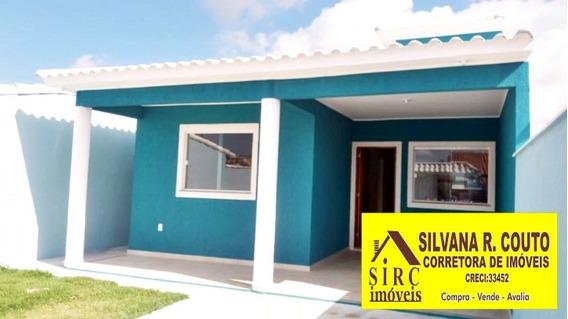 Casa 3 Qts(suíte),300 M² -itaipuaçu- Maricá. R$ 390 Mil - 219