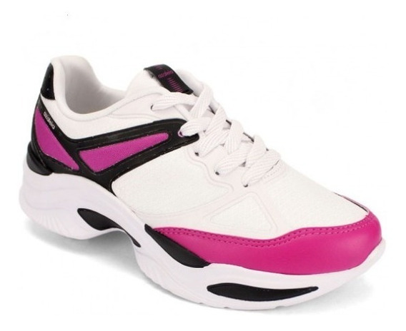 Tênis Chunky Sneaker Azaleia 885523 (34-39)