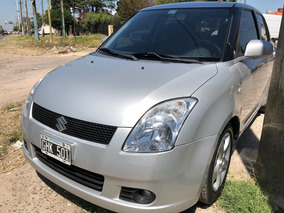 Suzuki Swift 1.5 Full 2007 Gris