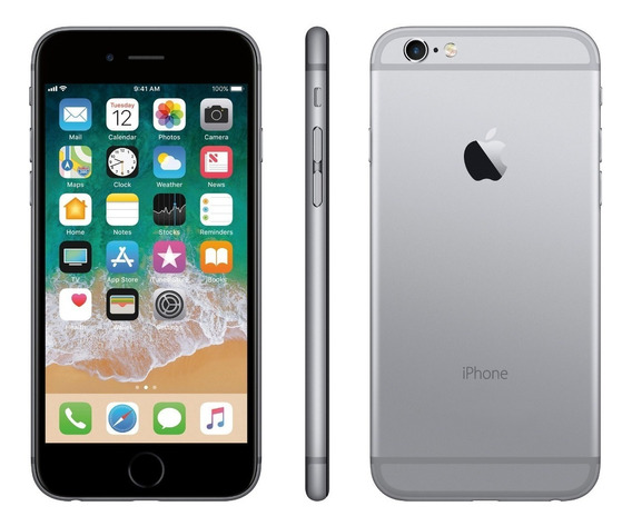 Celular Apple iPhone 6 16gb Lightning Reacondiconado Demo