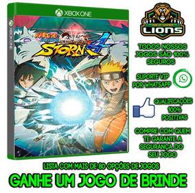Naruto Shippuden Ultimate Ninja Storm 4 Xbox One Xone Online