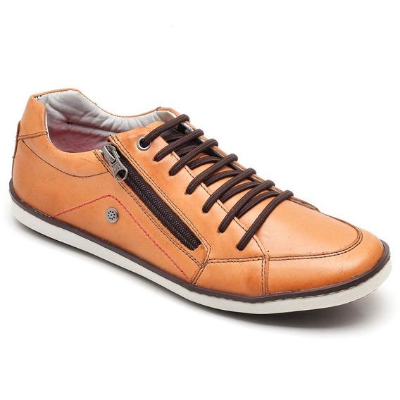 Sapato Sapatênis Casual Ranster 2011 Azul + Frete Grátis