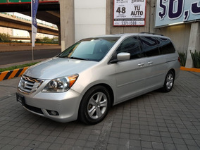 Honda Odyssey 2010 5p Touring Minivan Aut Cd Q/c Dvd