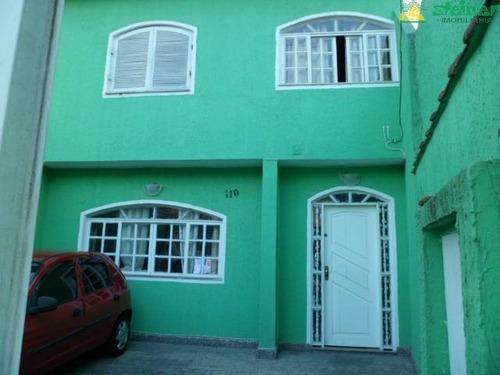 Imagem 1 de 7 de Venda Sobrado 4 Dormitórios Vila Augusta Guarulhos R$ 580.000,00 - 20652v