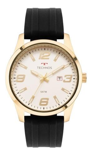 Relógio Technos Masculino Racer 2115mom/8b Dourado