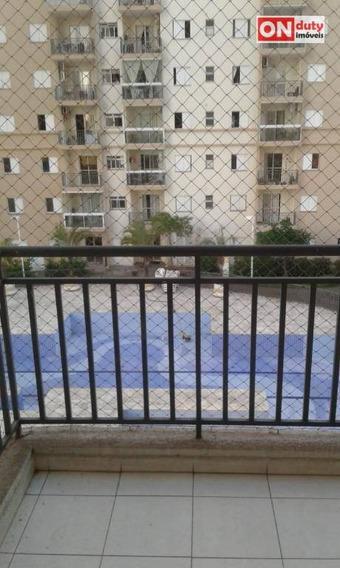 Apartamento Com 2 Dormitórios À Venda, 69 M² Por R$ 265.000,00 - Areia Branca - Santos/sp - Ap4986