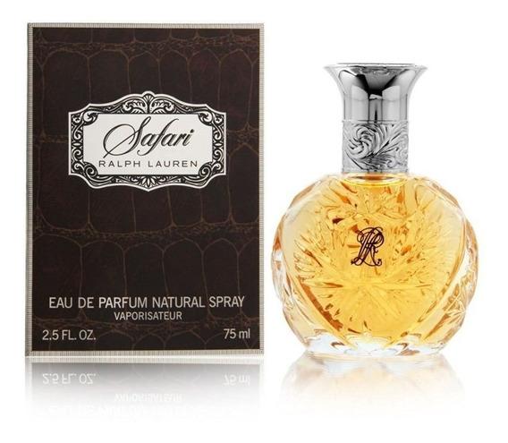 Safari For Women 75 Ml Eau De Parfum Spray De Ralph Lauren