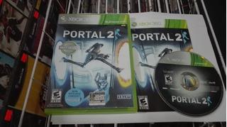 Portal 2 Completo Para Xbox 360,funcionando Perfectamente