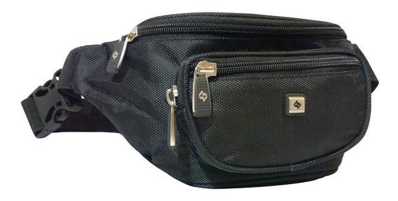 Riñonera Gremond - Modelo Windsor - Color Negro