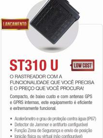 03 Rastreadores Suntech St-310u (produto Novo) Anatel