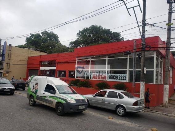 Prédio Rua Movimentada Itapeví Estru. Restaurante - Pr0033