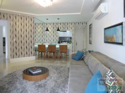 Apartamento A Venda Em Peruíbe, Samburá, 2 Dormitórios, 1 Suíte, 1 Banheiro, 2 Vagas - 0739