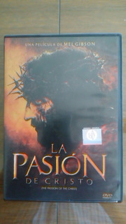La Pasion De Cristo Dvd Nuevo Original