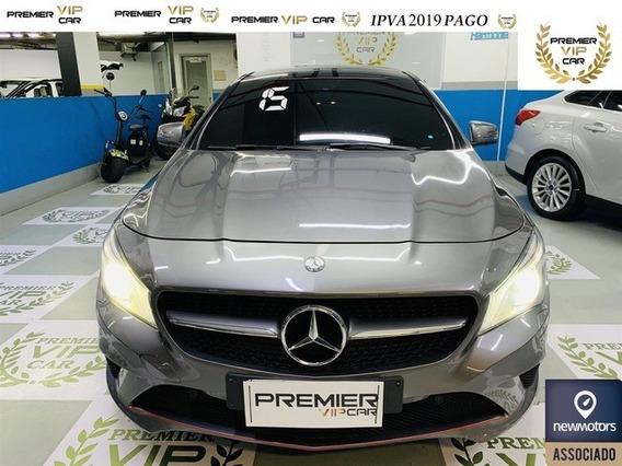 Mercedes-benz Cla 200 1.6 Vision 16v Flex 4p Automático