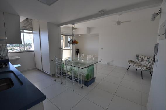 Apartamento Para Venda No Centro Em São Gonçalo - Rj - 261