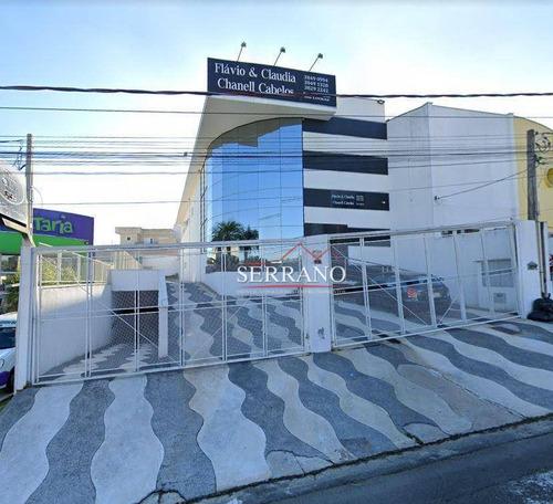Prédio, 1070 M² - Venda Por R$ 5.000.000,00 Ou Aluguel Por R$ 24.000,00/mês - Jardim Paiquerê - Valinhos/sp - Pr0008