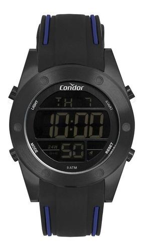 Relógio Masculino Condor Digital Preto Cobj3463ag/2p
