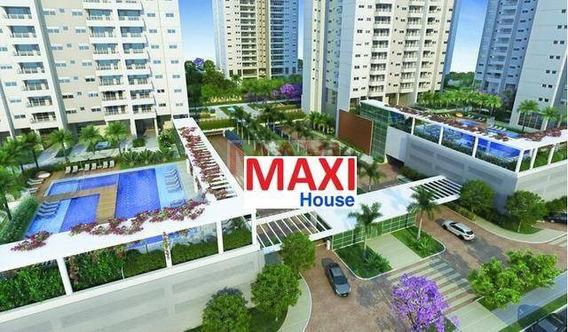 Apartamento 76 M², Jardins Do Brasil Abrolhos, Torre Atobá, 2 Suítes, 1 Vaga, Centro, Osasco. - Ap0154
