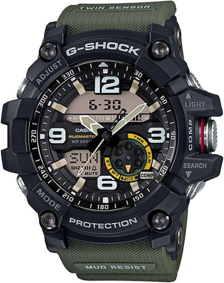 Relógio Casio G-shock Mudmaster Gg-1000-1a3dr