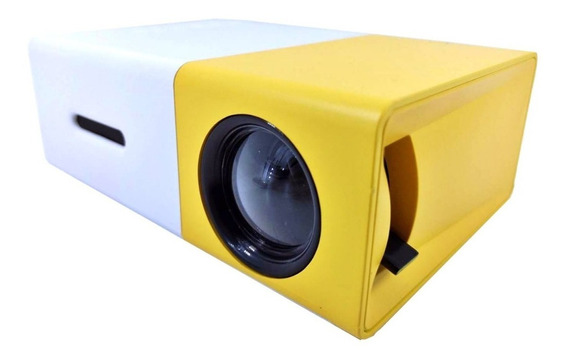 Projetor Profissional Portátil Full Hd Led 600 Lumens + Nf