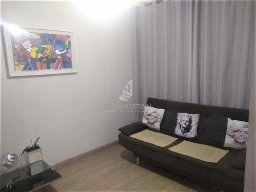 Apartamento À Venda Em Loteamento Industrial Machadinho - Ap005361