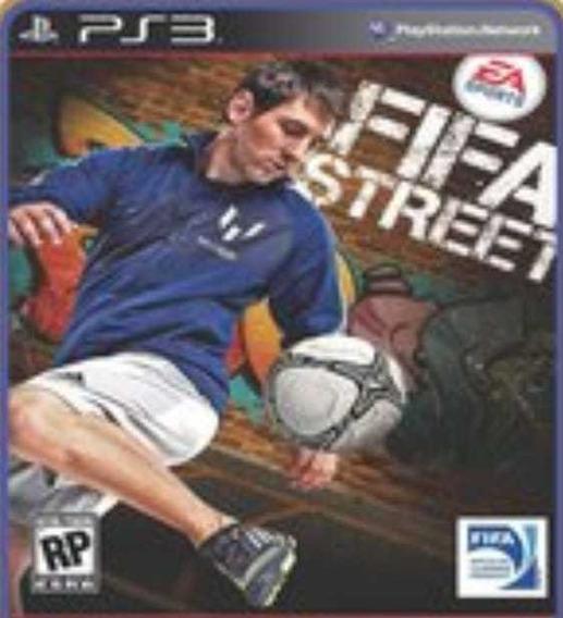 Fifa Street Ps3 Jogo