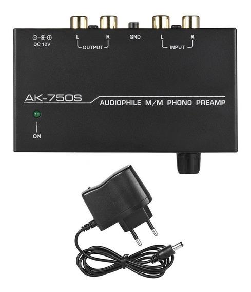 Pr-amplificador Audiophile M / M Phono Preamp Com