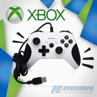 Control Xbox 360 Para Pc Alambrico