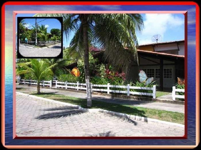 Casa Residencial Para Locação, Praia De Toquinho, Ipojuca. - Ca0088