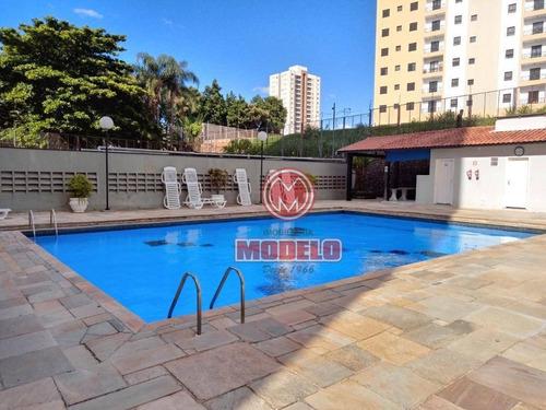 Apartamento Com 3 Dormitórios À Venda, 140 M² Por R$ 590.000,00 - Jardim Elite - Piracicaba/sp - Ap2862