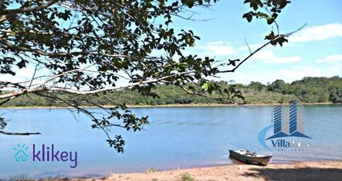 Imagem 1 de 14 de Chácara Para Vender Com 4 Quartos, 1300m² - Pontal Do Lago - 45332