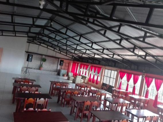 Restaurante Y Mirador Con Amplio Terreno Para Algún Proyecto