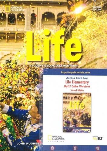 Life Elementary - Student Book + Webapp + Mylifeonline (on