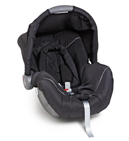 Dispositivo Retenção Bebê Conforto Piccolina Galzerano Preto