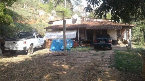 Imagem 1 de 30 de Chácara Com 4 Dormitórios À Venda, 1700 M² Por R$ 265.000,00 - Canaã - Jambeiro/sp - Ch0396