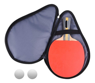 Ping Pong Paleta Y Mochila Cm Table Tennis