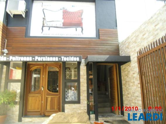 Casa Assobradada - Moema Índios - Sp - 573227